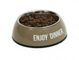 Afbeelding van 51Degrees Dinner Bowl Singel Taupe 175ml Hondenvoer Kattenvoer