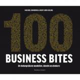 Afbeelding van 100 business bites Machiel Emmering en Remy Ludo Gieling