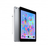 Afbeelding van Apple iPad (2018) 128GB Wifi Space Gray + Pencil tablet