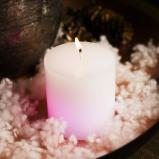 Afbeelding van Magic Candle met ledverlichting van Oliphant