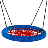 Image of Fatmoose WebRider nest swing for use in public areas