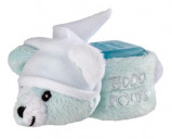 Afbeelding van Alphanova Baby Bobo Blue Bear Cooling, 1 stuks
