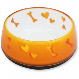 Afbeelding van All For Paws Puppy Love Bowl Oranje L 900ml