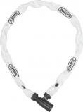 Billede af Abus 1500/60 kædelås (Farve på lås: hvid)