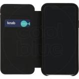 Afbeelding van Decoded Leather Slim Wallet Apple iPhone Xr Book Case Zwart
