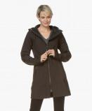 Image of Ilse Jacobsen Rain37 raincoat (Colour: 001 Black, Size: 36)