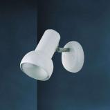 Afbeelding van Busch klassieke wandspot EIFEL zonder schakelaar, voor hal, metaal, E27, 75 W, energie efficiëntie: A++