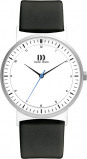 Afbeelding van Danish Design Horloge 41 mm staal IQ12Q1189