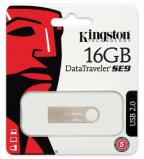 Billede af ADATA 16GB flashdrive USB 2.0, sort (ae SGADA160016)