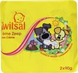 Afbeelding van Zwitsal Zeep Woezel & Pip 2 pak 90 gram, 2x90 gram