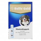 Afbeelding van Bolfo Gold Druppels Hond 400