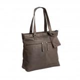 Bilde av Chesterfield Leather Shopper Bag Taupe Cleo