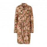 Afbeelding van Essenza badjas in een all over print oudroze