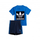 Afbeelding van adidas originals Adicolor T shirt + short