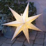 Afbeelding van Best Season ip44 Alice Decoratieve ster binnen en buiten, kunststof, 0.03 W