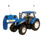 Afbeelding van Britains 42601 New Holland T6070 bestuurbare Tractor 1:16