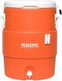 Afbeelding van Igloo 10 Gallon Seat Top (38 liter) drankdispenser oranje