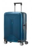 Afbeelding van Samsonite Neopulse Spinner (4 wielen) 55cm (20cm) Metallic Blauw