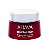 Zdjęcie AHAVA Mineral Mud Brightening & Hydrating maseczka do twarzy 50 ml dla kobiet