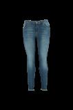 Abbildung von FSTVL by MS Mode Damen Skinny Leg Jeans mit Ziernieten Denim