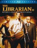 Afbeelding van The Librarian 2 Return to King Solomons Mines (steelbook)