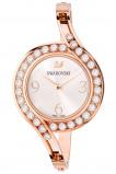 Afbeelding van Swarovski 5452489 Horloge Lovely Crystals bangle rosekleurig 32 mm