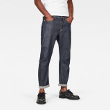 Image of 30 Years New York Raw Type C Tapered Jeans