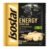 Afbeelding van Isostar High Energy reep banaan 1 pak 3 repen (3x40g)