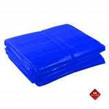 Afbeelding van Afdekproducten Blauw afdekzeil 10x20m 250gr/m²