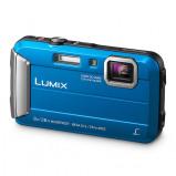 Afbeelding van Panasonic Lumix DMC FT30 compact camera Blauw