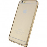 Afbeelding van Rock Arc Slim Guard Bumber Apple iPhone 6 Gold