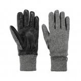 Abbildung von Barts Bhric Grey Handschoenen 3549402 (Maat: L)