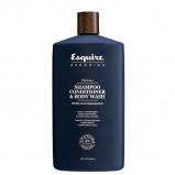 Afbeelding van Esquire The 3 In 1 Shampoo, Conditioner & Body Wash 414ml