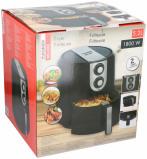 Afbeelding van Cuisinier Deluxe Hetelucht friteuse 5,2 Liter XXL