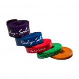 Afbeelding van Body Solid Power Band Weerstandsband Oranje Very Light