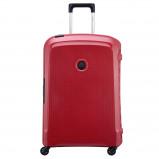 Afbeelding van Delsey Belfort 3 Spinner 70 Red Harde Koffers