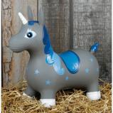 Obrázek Harry's Horse Nooni Skippy Unicorn (Barva: šedá)