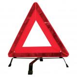 Afbeelding van Carpoint gevarendriehoek zwaar model E keur 42 x 36 rood