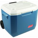 Afbeelding van Coleman 50 Qt Xtreme Wheeled Cooler Blue Passief koelbox