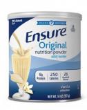 Afbeelding van Abbott Ensure original nutrition powder vanilla 24 x 400 Gram