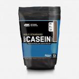 Abbildung von 100% Gold Standard Casein von Optimum Nutrition 450 gramm (14 dosierungen) Creamy Vanilla