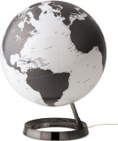 Immagine di Atmosphere Light & Colour globe (Colore del piede: carbone)