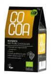 Afbeelding van Cocoa Rozijnen met Pure Chocolade RAW 70GR
