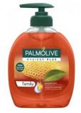 Afbeelding van Palmolive Zeep Vloeibaar Anti Bacterie Zacht & Schoon Pomp 300ML