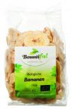 Afbeelding van Bountiful Bananen chips bio (200 gram)