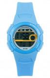 Afbeelding van Coolwatch CW.345 Kinderhorloge Skills Digitaal lichtblauw 34 mm