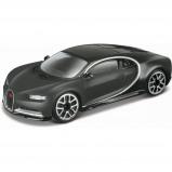 Afbeelding van Bburago miniatuur Bugatti Chiron 10 cm zwart