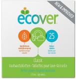 Afbeelding van Ecover Vaatwasmachine tablet, 25 tabletten