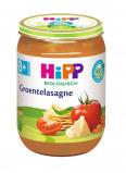 Afbeelding van Hipp Maaltijd 8 mnd Groentenlasagne 190 gr