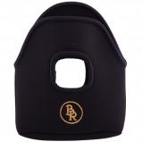 Imagem de BR Stirrup Covers Neoprene Black XL